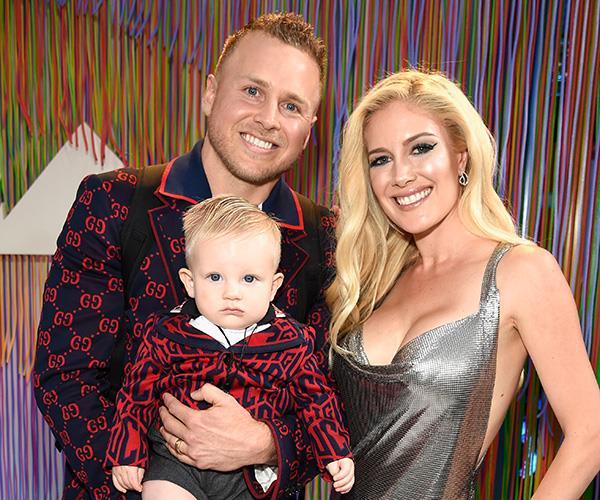 Heidi Montag Spencer Pratt MTV VMAs 2018