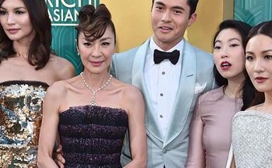 There's Already A 'Crazy Rich Asians' Sequel In The Works