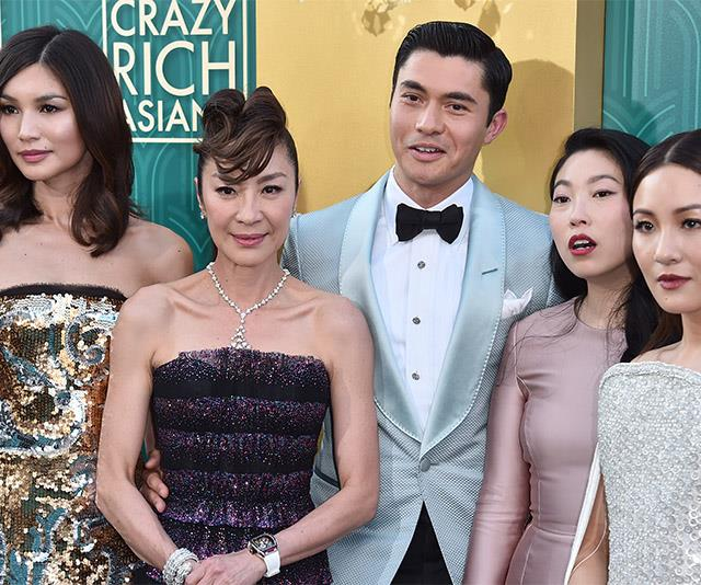 A 'Crazy Rich Asians' sequel is already in the works.