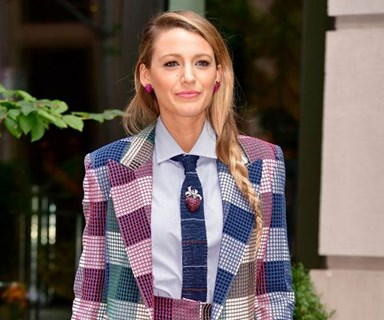 Blake Lively Hilariously Roasts A Fan Who Came After Her Outfit Choices