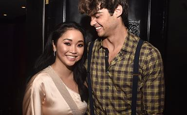 5 Times Lana Condor And Noah Centineo From 'To All the Boys I've Loved Before' Flirted On Camera