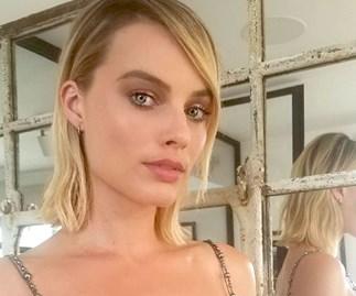 Margot Robbie Skincare Routine