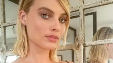 Margot Robbie's Complete Skincare Routine