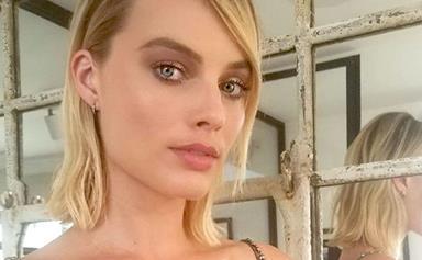 Margot Robbie's Complete Skincare Routine