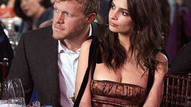 Emily Ratajkowski And Husband Sebastian Bear-McClard's Cutest Photo Moments