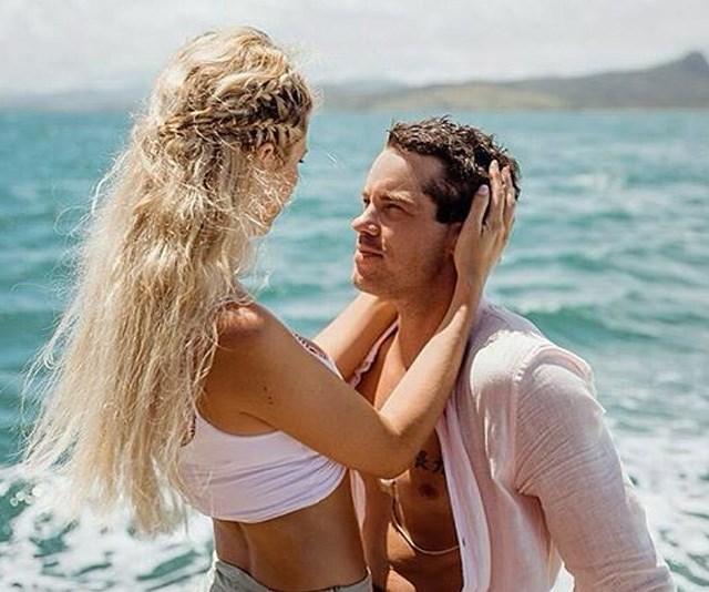 'Bachelor In Paradise' Couple Jake Ellis And Megan Marx Have Broken Up