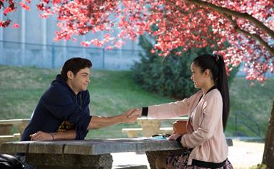 "Lana Condor On Co-star Noah Centineo: ""I've Never Felt Chemistry Like This"""