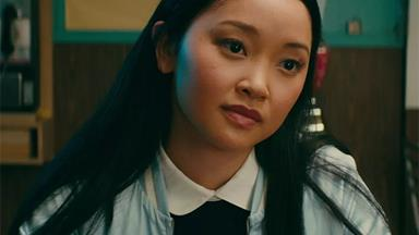 Lana Condor From 'To All The Boys I've Loved Before' Just Got A Bob