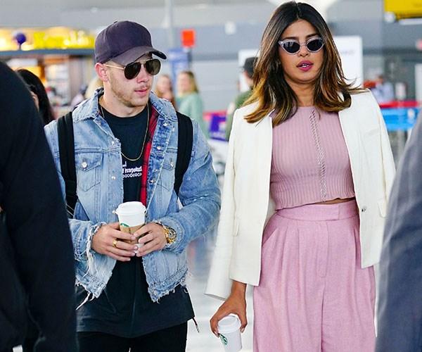 Priyanka Chopra Nick Jonas Mexican Holiday