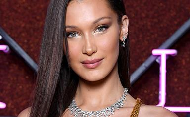 Bella Hadid's Entire Beauty Evolution