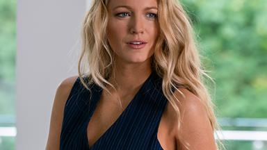 The Truth Behind Blake Lively's Completely Nude Portrait In 'A Simple Favour'
