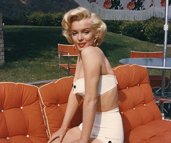 Marilyn Monroe swimsuit