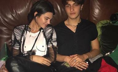It Looks Like This Kendall Jenner And Anwar Hadid's Thing Is Back On