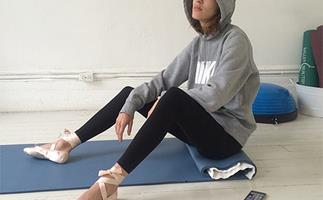 Ballet Fitness Style