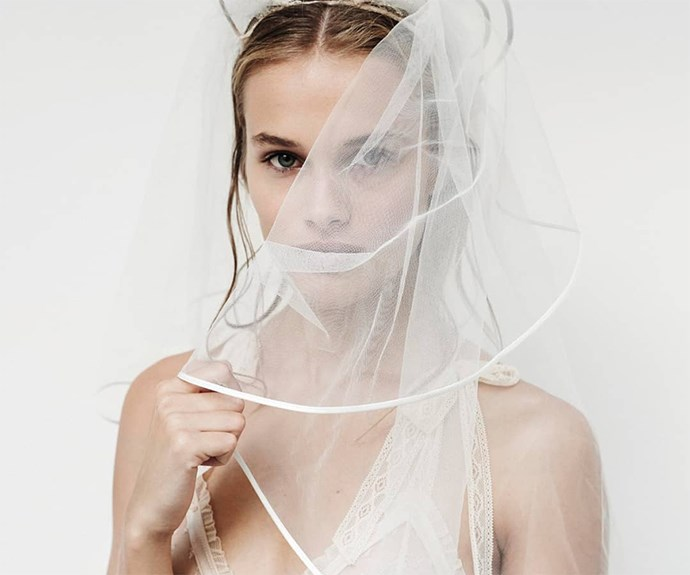 Love Intimates bridal range.