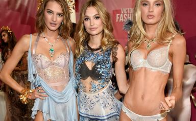 How To Watch The 2018 Victoria's Secret Fashion Show In Australia