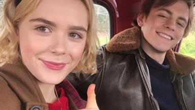 The First Trailer For The 'Chilling Adventures Of Sabrina' Just Dropped