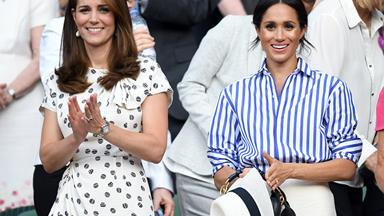 Did Duchess Camilla Give Meghan Markle And Kate Middleton The Same Bracelet?
