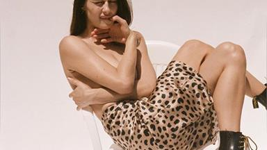 8 Leopard Print Slip Skirts To Invest In For Spring/Summer 2018