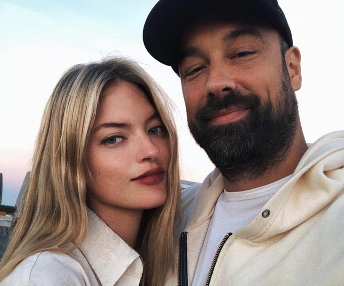 victoria's secret model's boyfriends