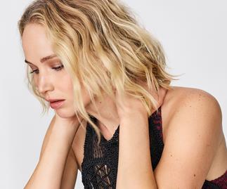 Jennifer Lawrence for ELLE Magazine Australia 2018.