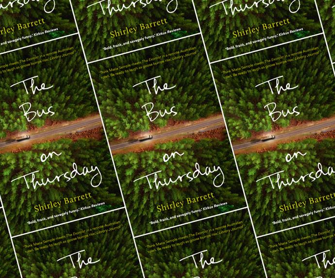 the bus on thursday shirley barrett book