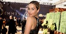 Emilia Clarke Demonstrates How To Do A Naked Dress At The Emmys