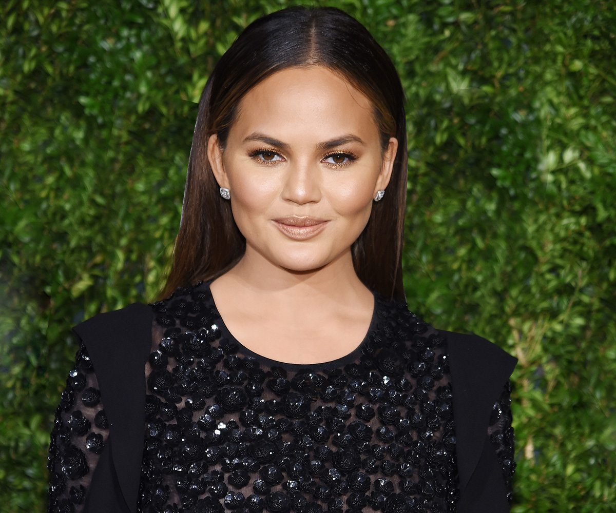 We've All Been Pronouncing Chrissy Teigen's Last Name Wrong For YEARS
