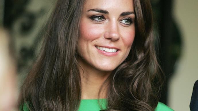 Kate Middleton.