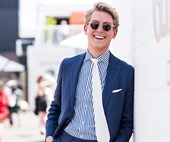 A Melbourne Fashion Stylist Shares His Top Tips For Race Day
