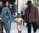 North West Just Made Her Runway Debut During Fashion Week