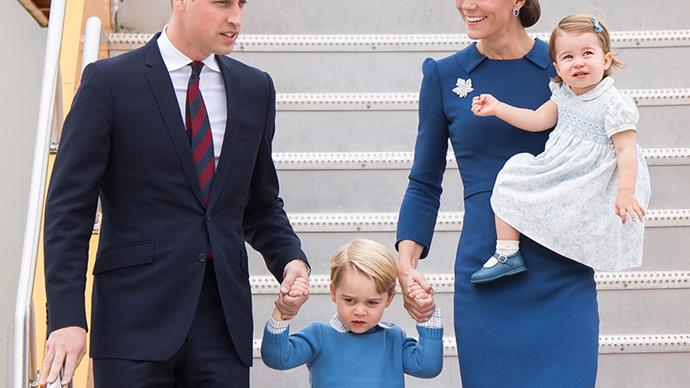 Royal family.