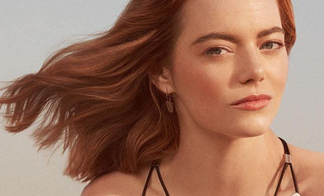 emma stone louis vuitton fragrance