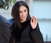 Meghan Markle Shuts Down Pregnancy Rumours Without Saying A Word
