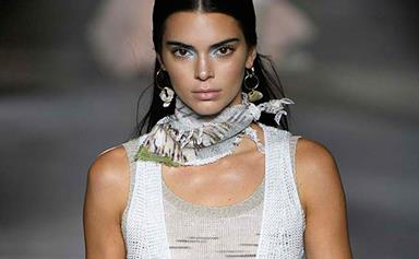 Kendall Jenner Steps Out With A Hickey, Reignites Anwar Hadid Dating Rumours