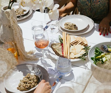 A Step-By-Step Guide To Throwing The Perfect Luxe Ladies' Lunch