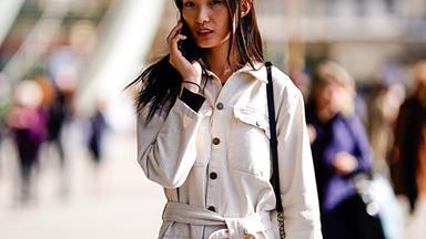 Paris Fashion Week Had One Breakout Street Style Trend