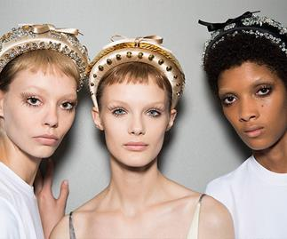 Fashion Month Beauty Looks We're Recreating This Spring Racing Season