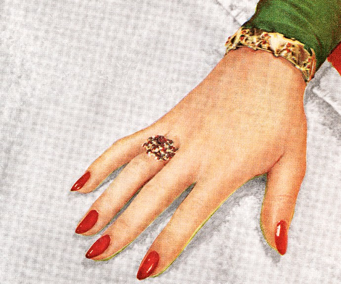 The 10 Best Red Nail Polishes (According To ELLE Editors)