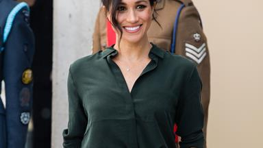 Meghan Markle Just Brought Back Her Favourite 'Suits' Outfit For A Royal Outing