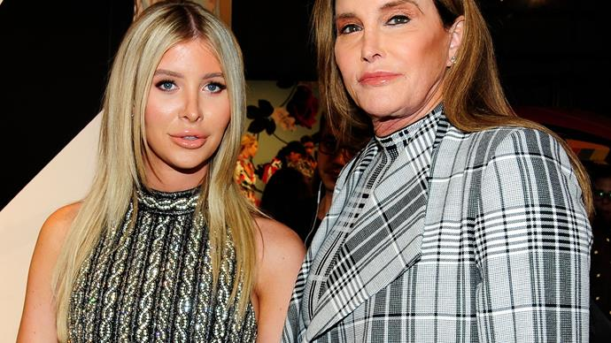 Sophia Hutchins Caitlyn Jenner Girlfriend Comments
