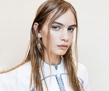 18 Middle Part Hairstyles To Inspire You This Season