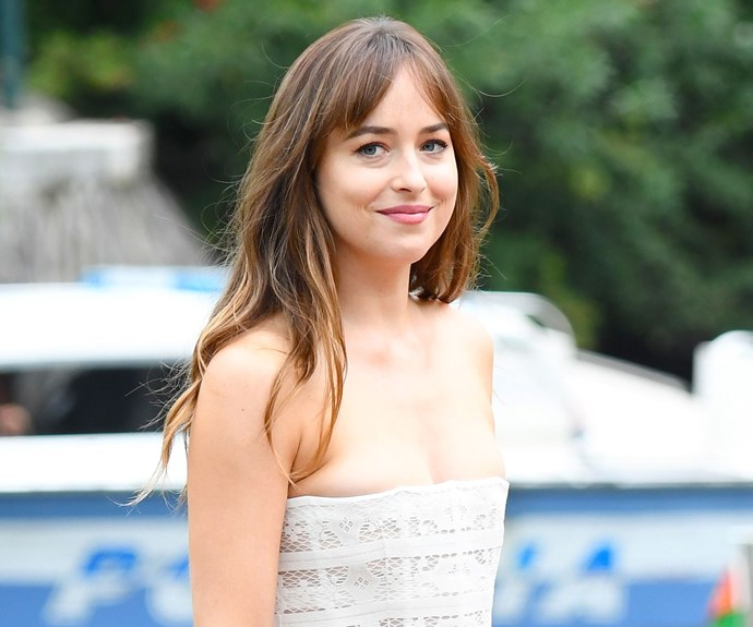 Dakota Johnson Pregnant