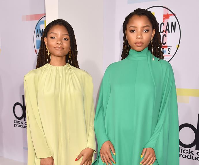 American Music Awards 2018 Best Dressed