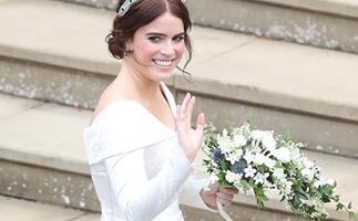 Peter Pilotto Princess Eugenie