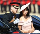 What Meghan Markle And Prince Harry's Children's Royal Titles Will Be