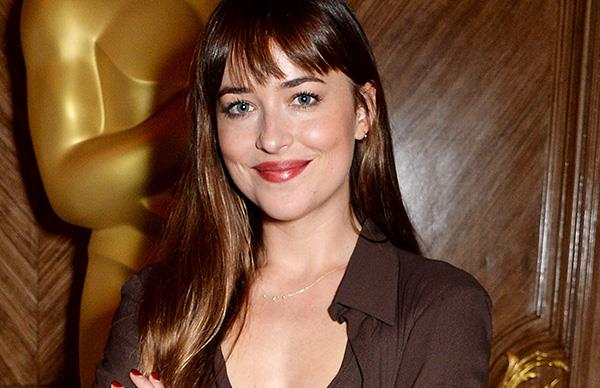 Dakota Johnson dress