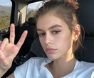 The Sentimental Meaning Behind Kaia Gerber's First Tattoo
