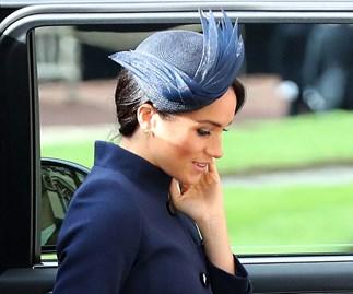 Meghan Markle Pregnancy Clue Princess Eugenie Wedding