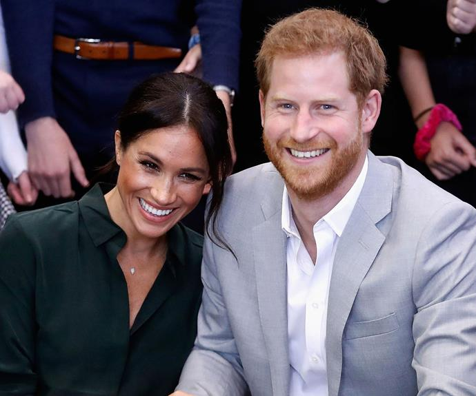 Prince Harry Meghan Markle Cutest Moments